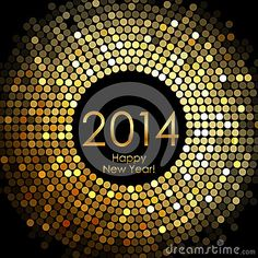 201 Best Happy New Year - Decorations images | Ideas aniversario ... Happy New Year 2014 stock vector. Illustration of celebration - 35832521