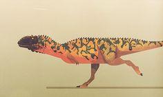 Lonely Planet Dinosaur Atlas on Behance Dinosaur Images, Dinosaur Pictures, Pokemon Pictures, Dinosaur Drawing, Dinosaur Art, Dinosaur Crafts, Creature Concept Art, Creature Design, Prehistoric Creatures