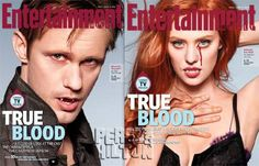 true blood eric jessica alexander skarsgard ew cover