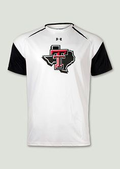 Under Armour® 2014 Lone Star Pride White Tee. Red Raider Outfitter Texas  Tech a19e1d74d3ae