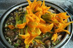 Sopa de la Milpa del Gastrotour Prehispanico Malinalco.