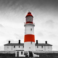 """Souter lighthouse"" by Tony Dougan, via 500px."