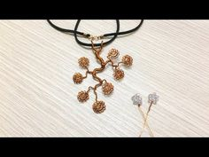 How To Make Pendant Bonsai Branches Ver02 - YouTube