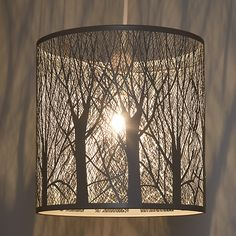 Wall Lamp Shades John Lewis : John Lewis Devon Easy-to-fit Ceiling Shade, Large, Taupe Lamp shades, Lampshades and Trees