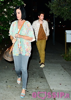 Katy Perry e John Mayer a cena insieme: le foto - Foto e Gossip by Gossip News