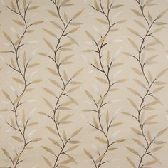 The G8427 Parchment upholstery fabric by KOVI Fabrics features Foliage pattern and Neutral as its colors.It is a Embroidery, Cotton, Woven type of upholstery fabric and it is made of 65% Cotton,35% Polyester With 100% Polyester Embroidery material. It is rated Heavy Duty which makes this upholstery fabric ideal for residential, commercial and hospitality upholstery projects. This upholstery fabric is 52 inches wide and is sold by the yard in 0.25 yard increments or by the roll. Call…