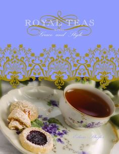 Royal Teas with Grace and Style - http://teacoffeestore.com/royal-teas-with-grace-and-style/