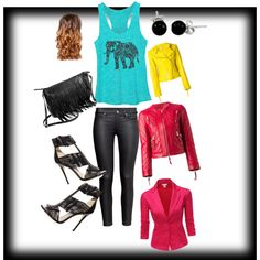 A fashion look from March 2015 featuring Moschino jackets, P.A.R.O.S.H. jackets and Doublju blazers. Browse and shop related looks.