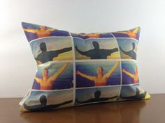 Custom Postcard Photo Pillows by Finch&Cotter   Hatch.co