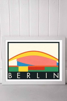 Satisfy your wanderlust with our selection of prints featuring iconic cityscapes and vintage travel posters, to the beauty of mother nature. History Of Dance, Berlin Graffiti, Gallery Wall Bedroom, London Art, Vintage Travel Posters, Art And Architecture, Graphic Illustration, Art Prints, Art Impressions