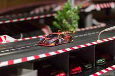 DAMN - Ferrari 458 GT3 Clearwater Racing No.1 (23822)