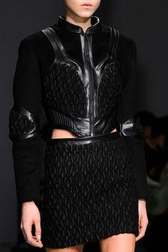 Iris Van Herpen at Paris Fall 2015 (Details)
