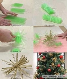 Christmas Decoration Ideas | Diy Christmas Party Decorations, DIY Christmas  And Christmas Party Decorations