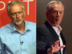 """Tony Blair could be made to stand trial for war crimes, according to the current Labour leadership contender Jeremy Corbyn. The veteran left winger said the former prime minister was reaching the point when he was going to have to deal with the consequences of his actions with the coming Chilcot inquiry report. """"I think it was an illegal war,"""" he said in an interview with BBC2's Newsnight adding that former UN secretary general had confirmed that."""