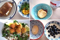 Abnehmen ab 50 - Mein Diät-Essen für die 2.Woche Muffin, Breakfast, Food, Glutenfree, Food Food, Morning Coffee, Essen, Muffins, Meals