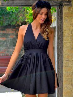 Sweet Surrender Dress (blk)