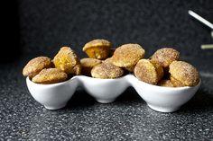 Cinnamon, donut-like, Puffs