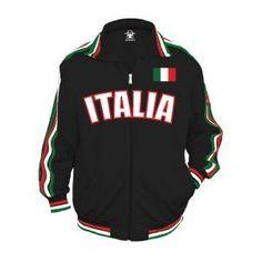 Italia Track Jacket