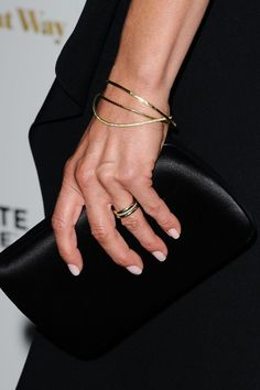 August 19 Jennifer Aniston makes her first public appearance since her wedding to Justin Theroux, giving the world the first glimpse of her wedding ring.