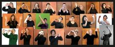 A New Multilingual Sign Language Dictionary Looks to the Stars