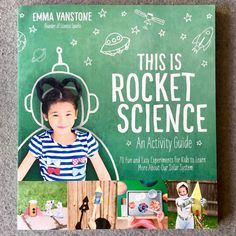 Attention Future Rocket Scientists! There's a delightful and inspiring new book made just for you. Emma Vanstone from @sciencesparks…