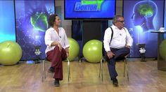Mert Güler, NTV'de yayınlanan Cihan Aksoy'un sunduğu Canım Doktor Programı'da masa başı çalışanları için omurga güçlendirici egzersizler gösteriyor... Bugün 11:15'te NTV'de