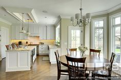 Custom Windows Project - Kitchen View - Windsor Windows & Doors