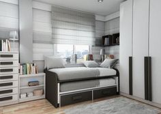 Boys Small Bedroom Ideas small bedroom ideas for cute homes | double deck bed, double loft