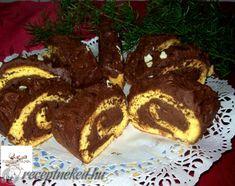 Érdekel a receptje? Sweet Cookies, Cake Cookies, Torte Cake, Hungarian Recipes, Fudge, Cookie Recipes, Tart, Food And Drink, Sweets