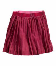 Pleated Skirt | H&M US