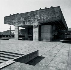 Visions of an Industrial Age: Decio TozzI. Technical school of trade.