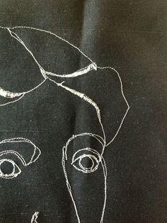 Thread sketching tutorial