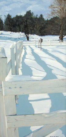 """Snow Shadows"""