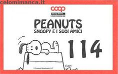 Peanuts Snoopy e i suoi amici: Retro Figurina n. 114 -
