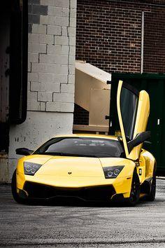 fullthrottleauto:  Lamborghini Murcielago LP670-4 SV (by jeremycliff) (#FTA)