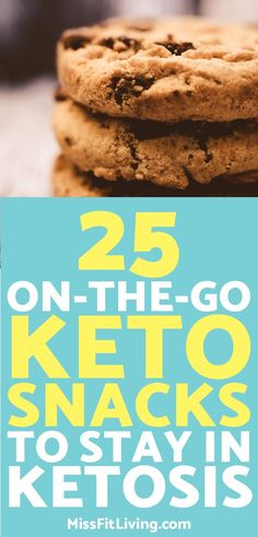 25 On-the-Go Keto Friendly Snacks to Keep You in Ketosis