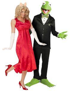 Ms. Piggy and Kermit