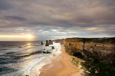 12 Apostles Sunset by Ryan Tiew on 500px