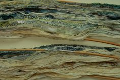 Jennifer Talbot A Level Textiles, Textile Artists, Fabric Art, Talbots, Woodland, Artworks, Steampunk, Mixed Media, Surface