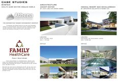 Case studies : Healthcare organization and health care center case studies