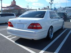 WALD Custom Lexus LS430