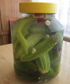 Turşu Suyu Mide Rahatsızlıklarına İyi Geliyor Pickles, Cucumber, Food, Essen, Meals, Pickle, Yemek, Zucchini, Eten