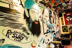 Far Rockaway —Shoreditch, London
