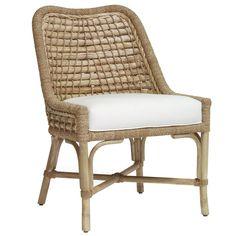 Palecek Capitola Side Chair @Zinc_Door