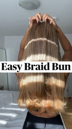 Athletic Hairstyles, Sporty Hairstyles, Cool Braid Hairstyles, Work Hairstyles, Easy Hairstyles For Long Hair, Headband Hairstyles, Summer Hairstyles, Pretty Hairstyles, Bridesmaid Hair