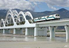 Qingzang-Tibet Railway