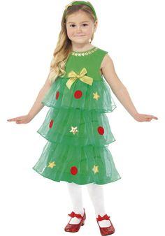 Little+Christmas+Tree+Tutu+Costume+-+Childrens+Christmas+Costumes+at+Escapade™+