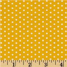Spot On Pindot Yellow
