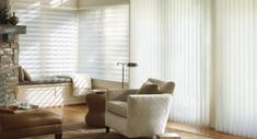 Hunter Douglas, Chimenea A Gas Natural, Silhouette, Curtains, Home Decor, House Decorations, Modern Blinds, Gas Fireplaces, Lights