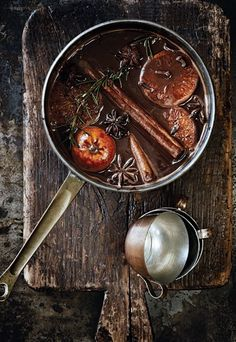 Chocolate and Mulled Wine